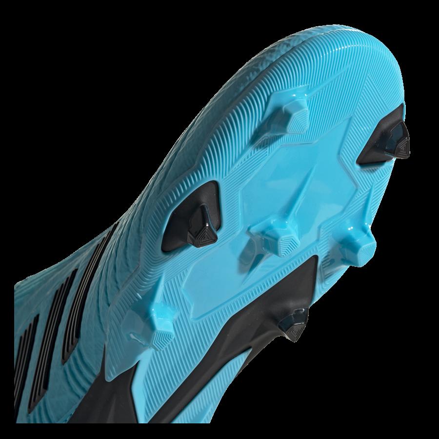 adidas Kinder Fußballschuh Predator 19.3 LL FG J hellblau/schwarz Bild 6