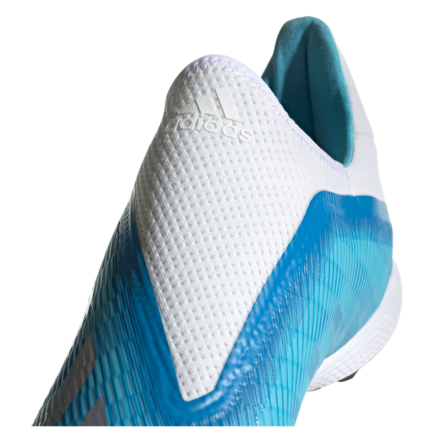 adidas Fußballschuh X 19.3 LL TF Kunstrasen hellblau/weiß Bild 8
