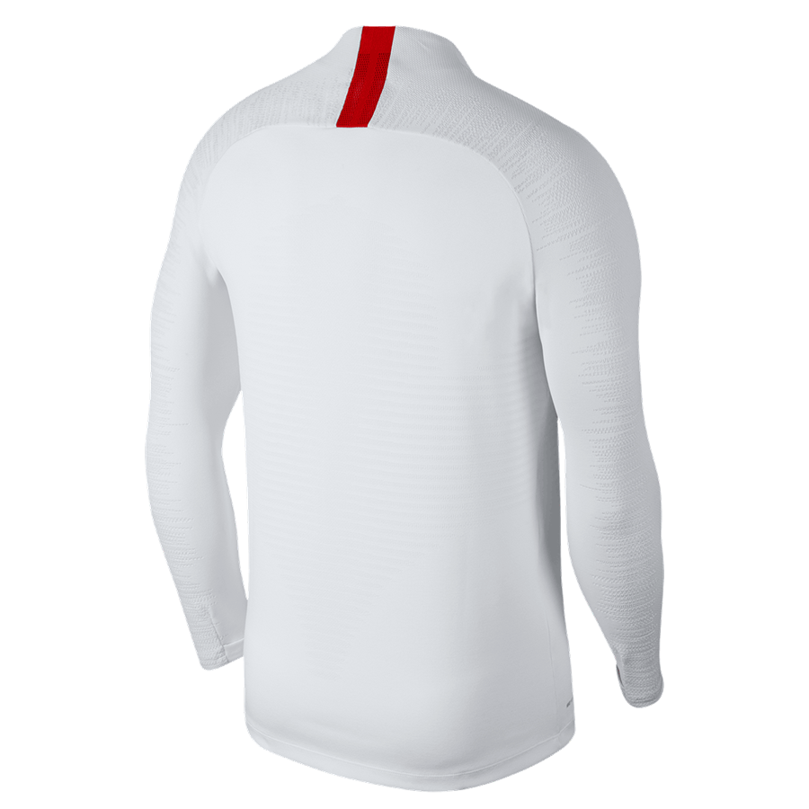 Nike Paris St. Germain Trainingsoberteil Strike Drill Top weiß/rot Bild 3