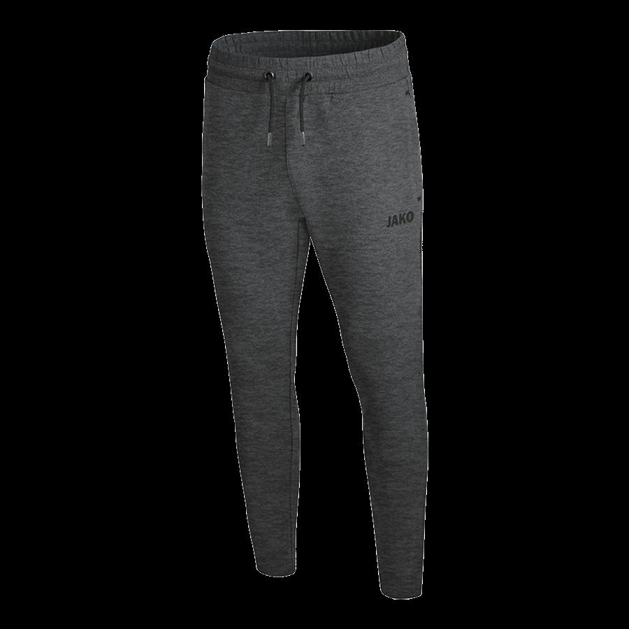 Jako Jogginghose Premium Basics anthrazit/schwarz Bild 2