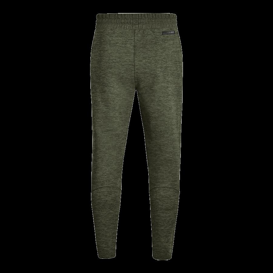 Jako Jogginghose Premium Basics dunkelgrün/schwarz Bild 3
