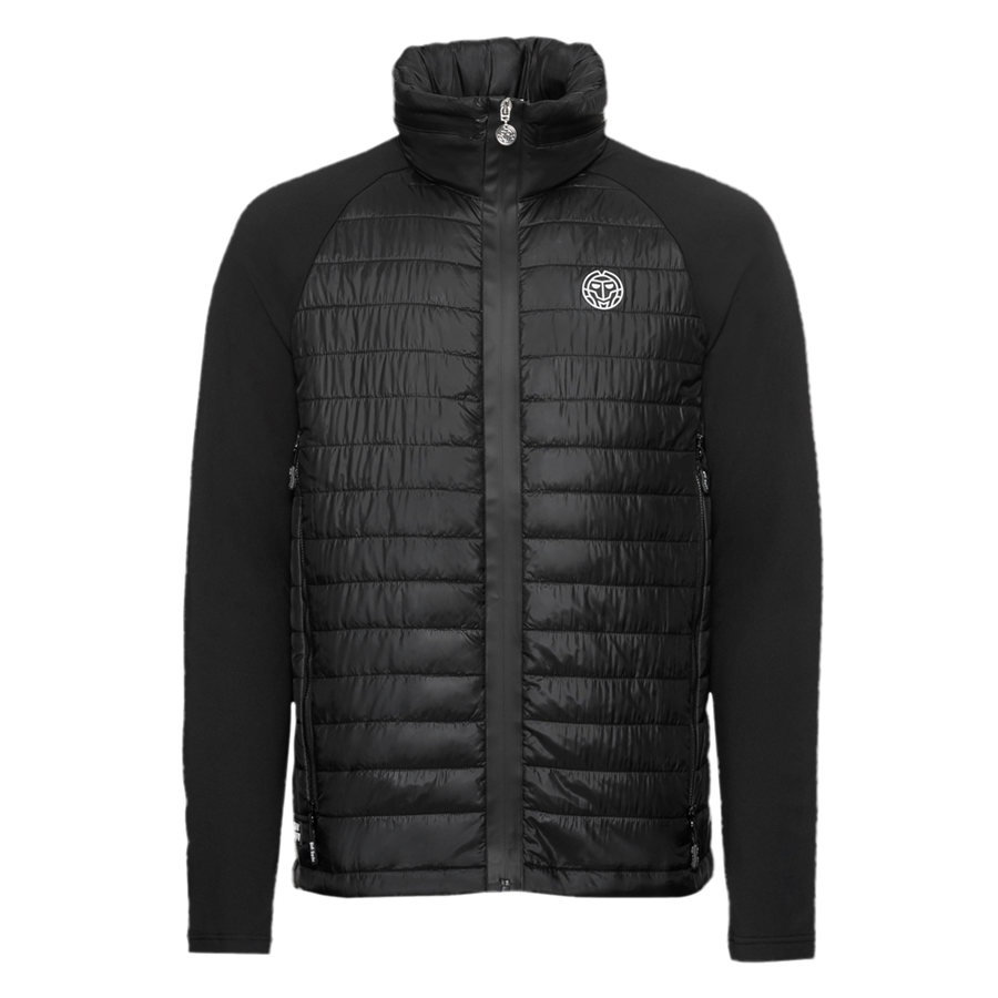 Bidi Badu Daunenjacke Pandu Tech Down Jacket schwarz/weiß Bild 2