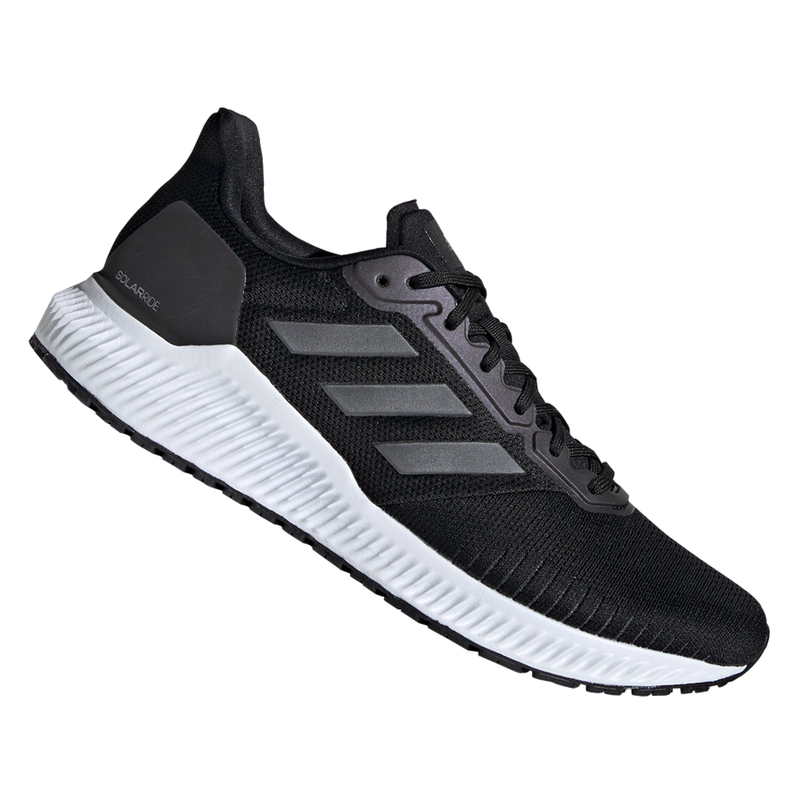 adidas Laufschuh Solar Ride M schwarz/dunkelblau Bild 2