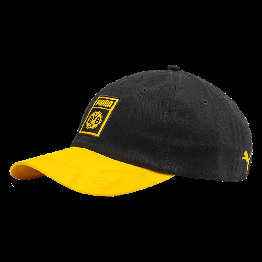 Puma BVB Kappe DNA Cap schwarz/gelb Bild 2