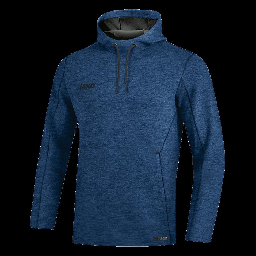 Jako Kapuzenpullover Premium Basics Sweat dunkelblau/schwarz Bild 2