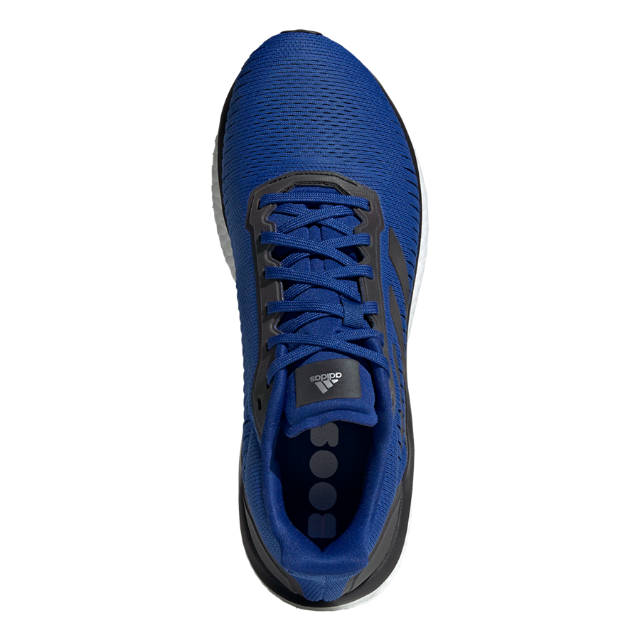 adidas Laufschuh Solar Drive 19 M blau/schwarz Bild 4