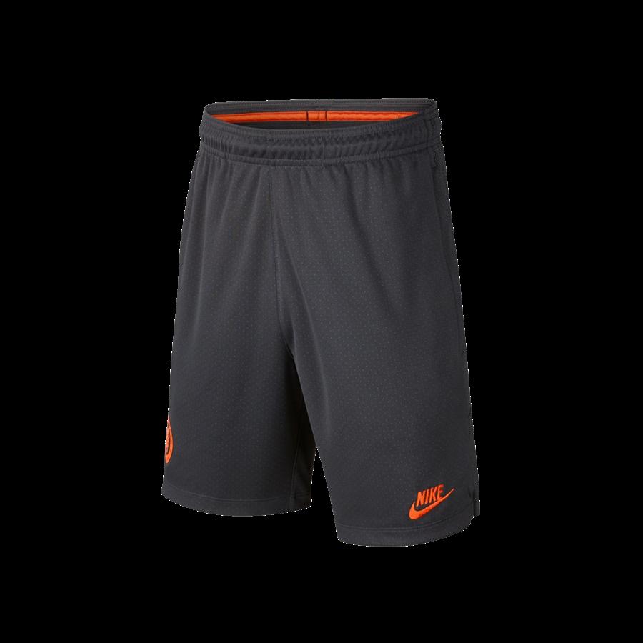 Nike Chelsea FC Kinder Trainingsshort Strike anthrazit/orange Bild 2