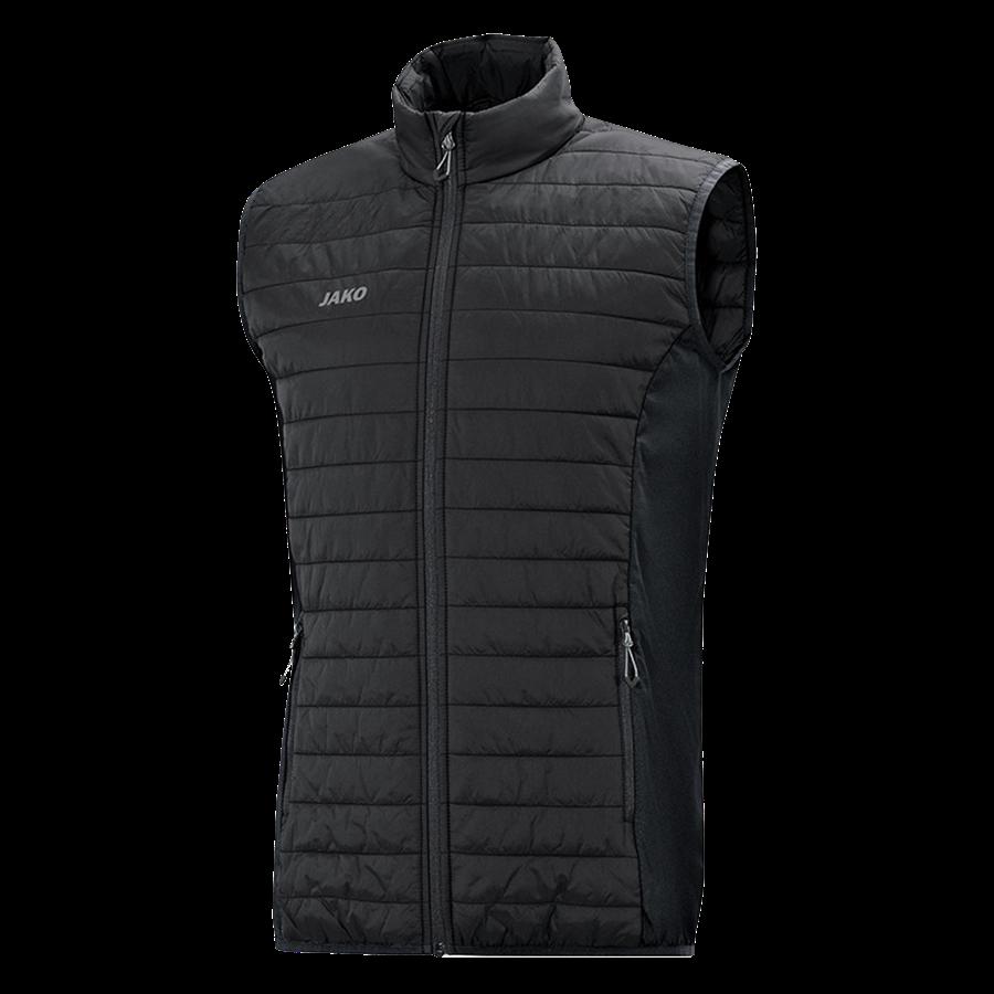 Jako body warmer Premium zwart/grijs Afbeelding 2