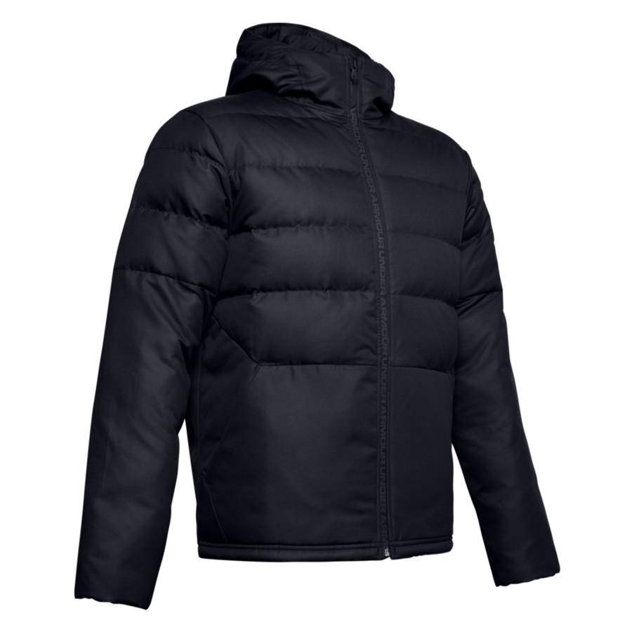 Under Armour Daunenjacke Sportstyle Hooded Down Jacket schwarz Bild 2