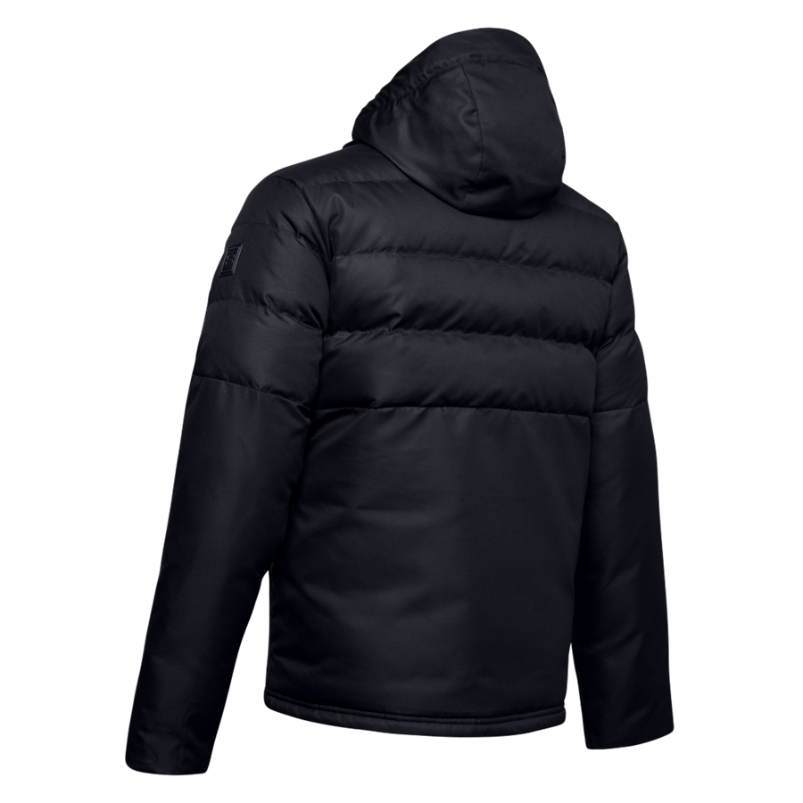 Under Armour Daunenjacke Sportstyle Hooded Down Jacket schwarz Bild 3