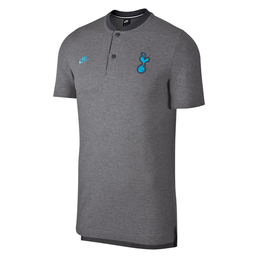 Nike Tottenham Hotspur Polo Modern Authentic Grand Slam CL dunkelgrau/türkis