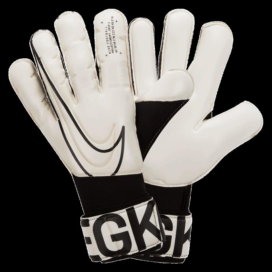 Nike Torwarthandschuhe Grip III weiß/schwarz Bild 2