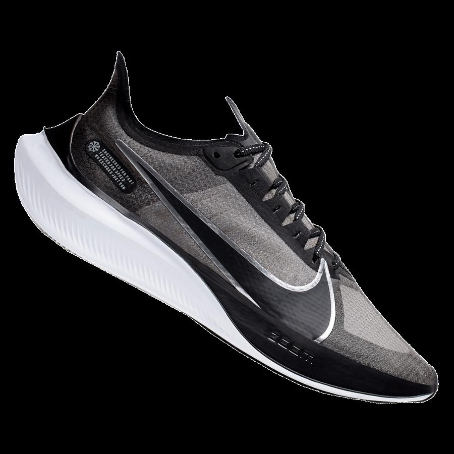 Nike Laufschuh Zoom Gravity schwarz/silber Bild 2