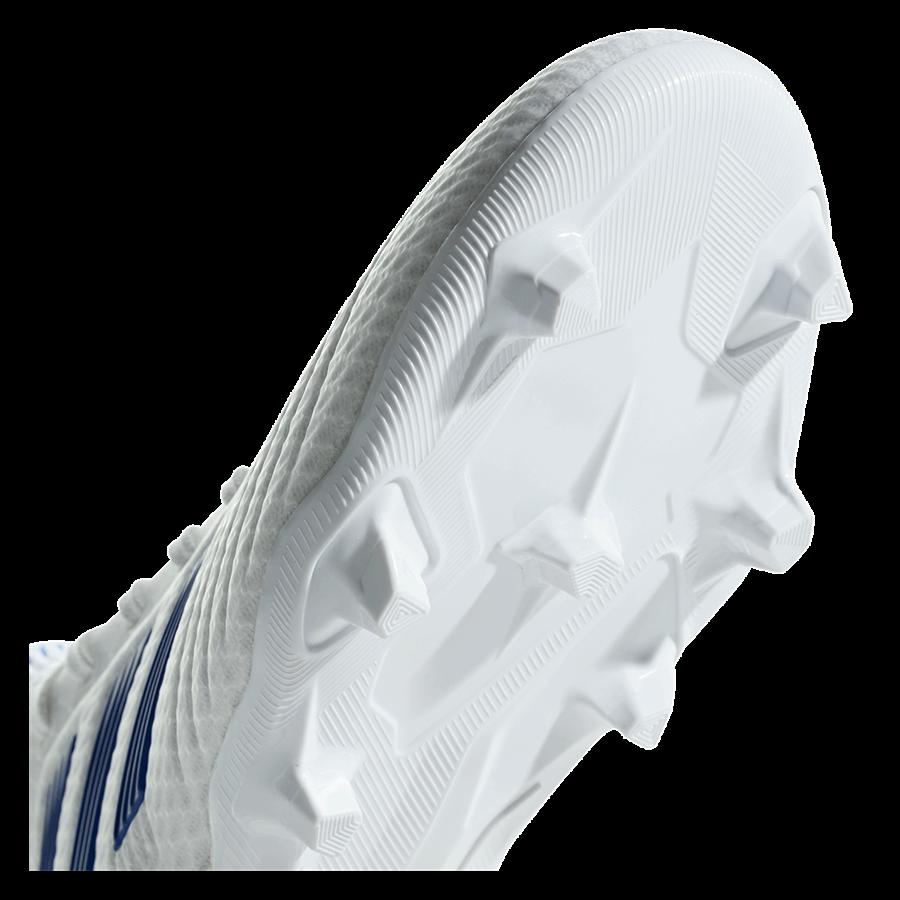 adidas predator 19.3 fg weiss silber 43