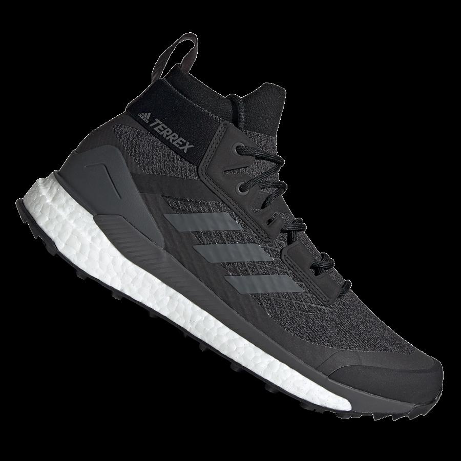 adidas Schuh Terrex Free Hiker schwarz/anthrazit Bild 2