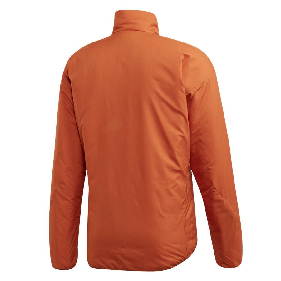 adidas Outdoorjacke Terrex insulated Jacket orange/schwarz Bild 3