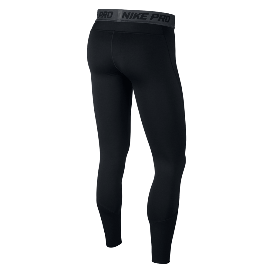 Nike Funktionshose Therma Pro Warm Tight schwarz/anthrazit Bild 3