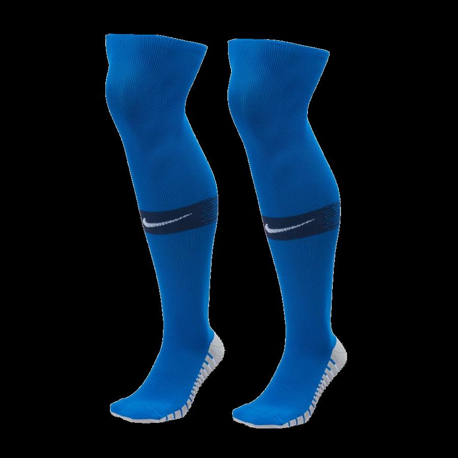 Nike Stutzen Matchfit Team OTC blau/dunkelblau Bild 2