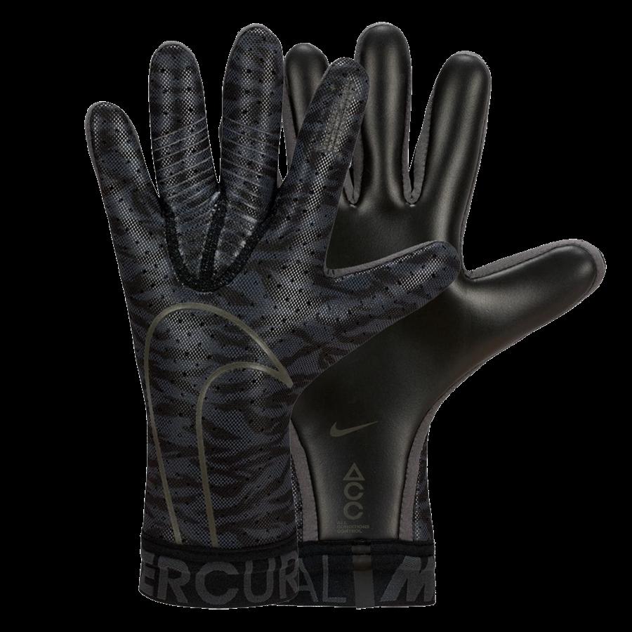 Nike Torwarthandschuhe Mercurial Touch Victory schwarz/anthrazit Bild 2