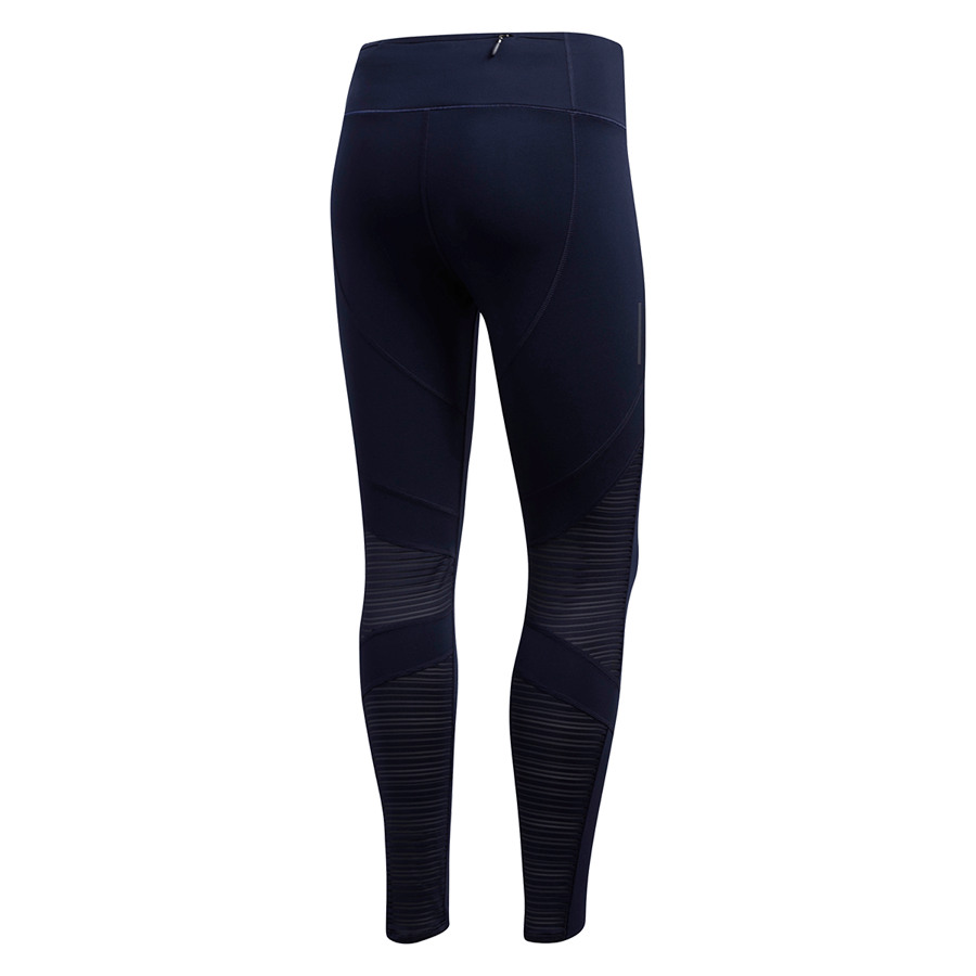 "adidas dames legging ""How We Do"" Tight donkerblauw  Afbeelding 3"