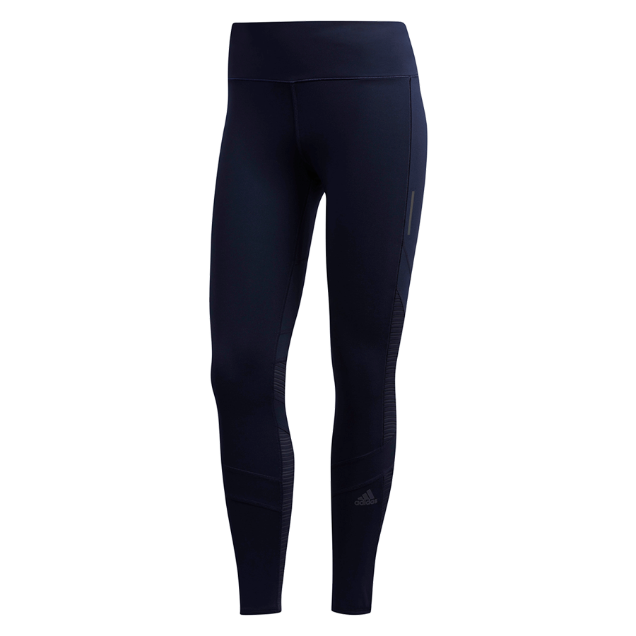 "adidas dames legging ""How We Do"" Tight donkerblauw  Afbeelding 2"