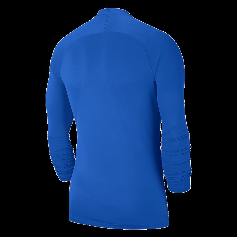 Nike Langarm Funktionsshirt Park First Layer blau/weiß Bild 3