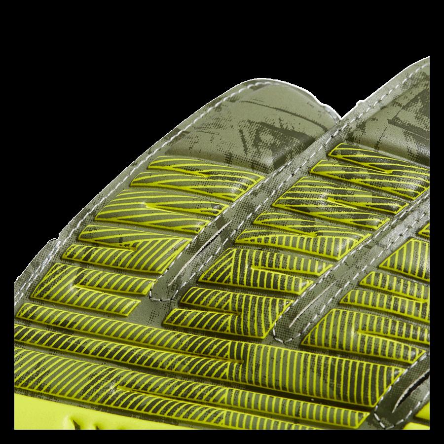 adidas Torwarthandschuhe Predator Training hellbraun/grün fluo Bild 4