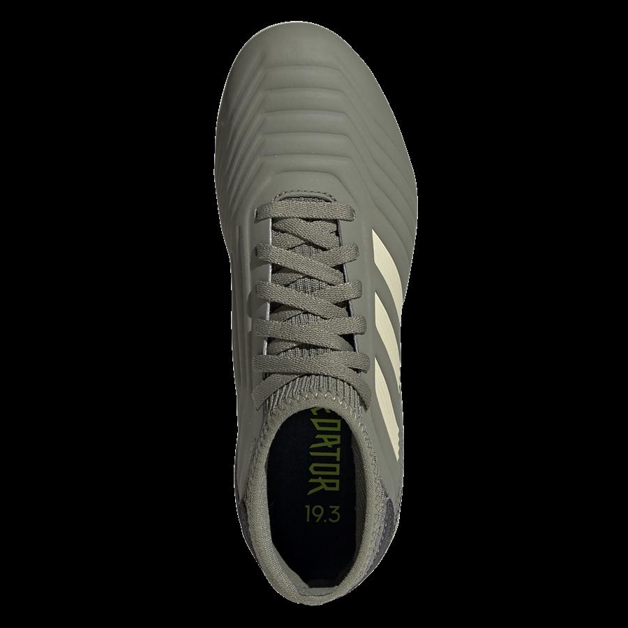 adidas Kinder Fußballschuh Predator 19.3 FG J olivegrün/beige Bild 4