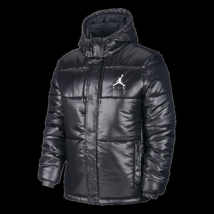 Nike Kapuzenjacke Jordan Jumpman schwarz/weiß Bild 2