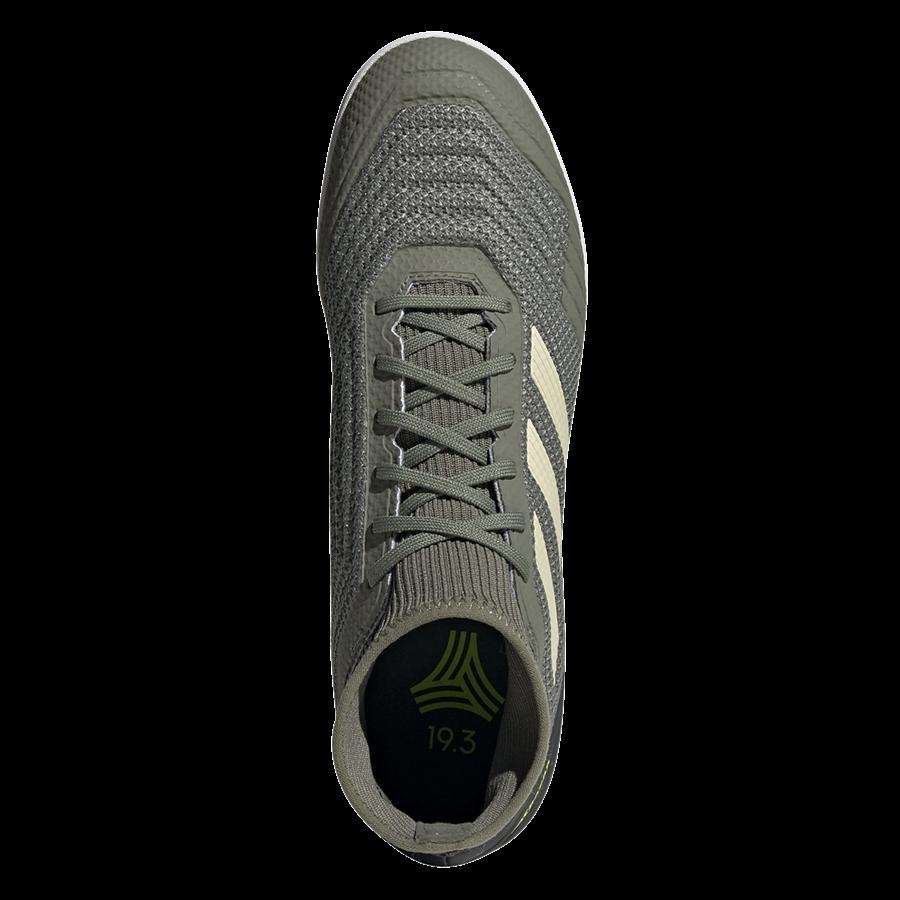 adidas Hallenschuh Predator 19.3 IN olivegrün/beige Bild 4