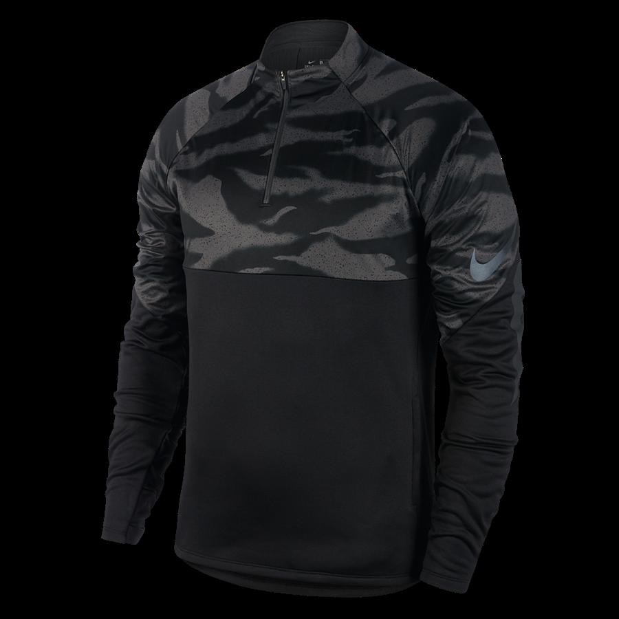 Nike trainingstop Therma Shield Strike DRL KWP zwart/antraciet Afbeelding 2