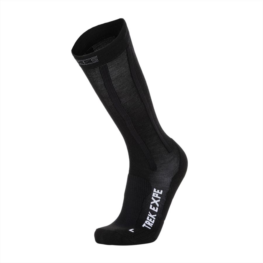 X-Bionic Stutzen X-Socks Trekking Expedition Long schwarz/anthrazit Bild 2