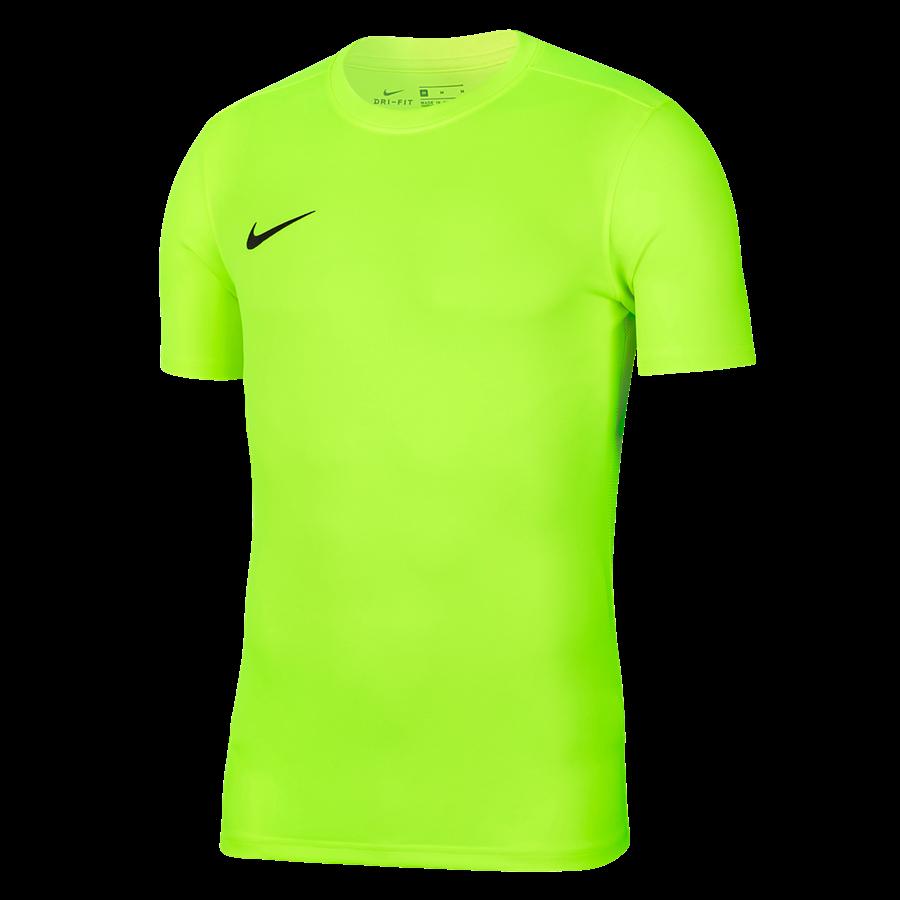 Nike Park VII SS Jersey mez fluoreszkáló sárga/fekete Kép 2