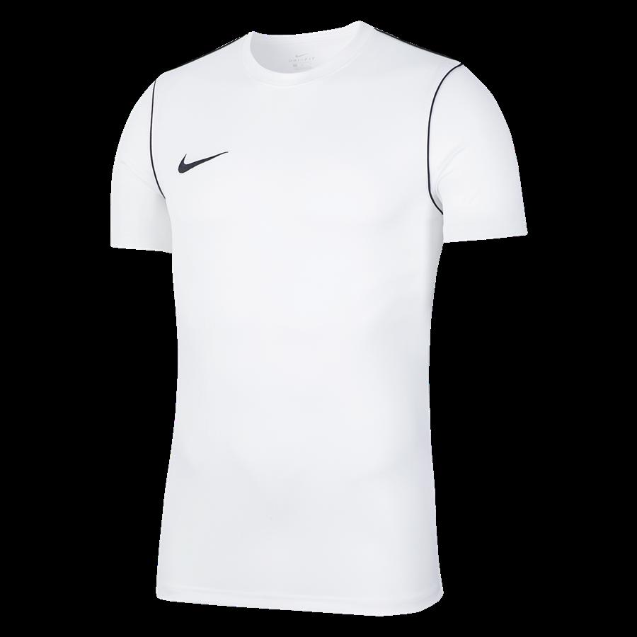 Nike Park 20 Top tréningpóló fehér/fekete Kép 2