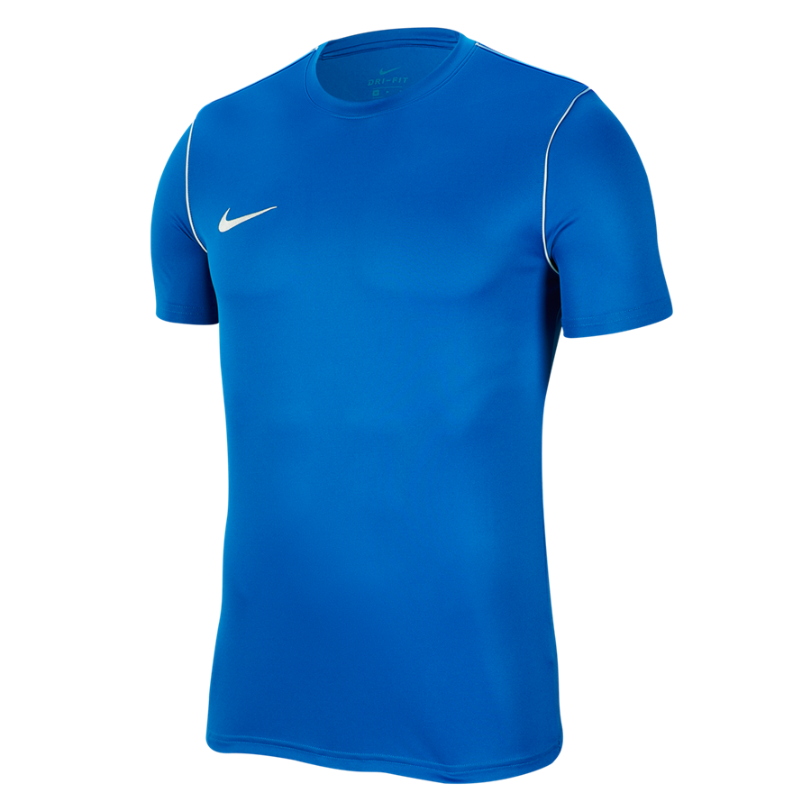 Nike Trainingsshirt Park 20 Top blau/weiß Bild 2