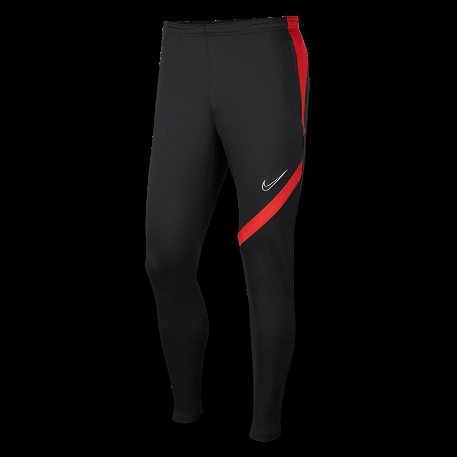 Nike Trainingshose Academy Pro Pant anthrazit/hellrot Bild 2