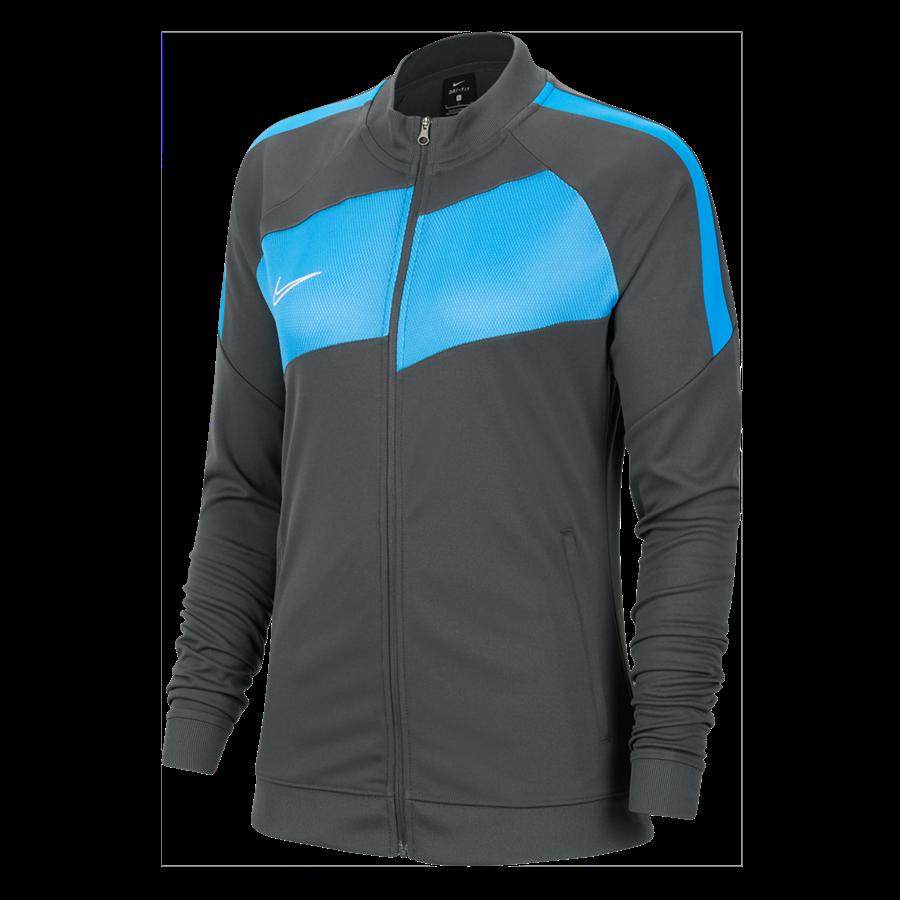 Nike Damen Jacke Academy Pro Knit Jacket anthrazit/blau Bild 2