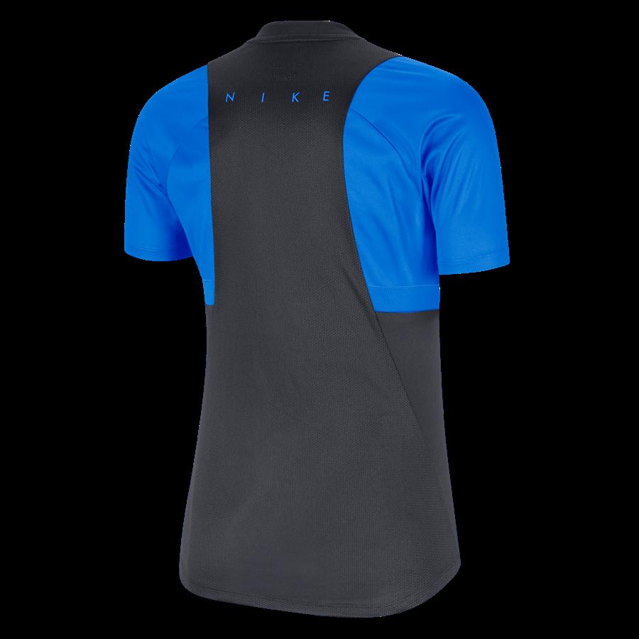 Nike Damen Trainingsshirt Academy Pro Top anthrazit/blau Bild 3
