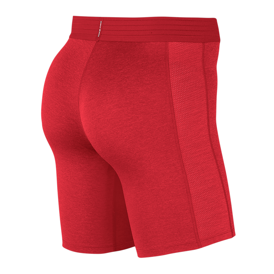 "Nike Funktionsshort Cool Compression 6"" Pro Short rot/schwarz Bild 3"