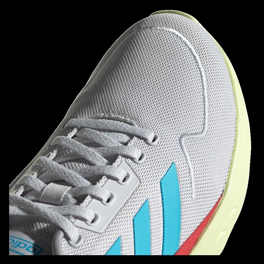 adidas Schuh Nebzed hellgrau/gelb Bild 4