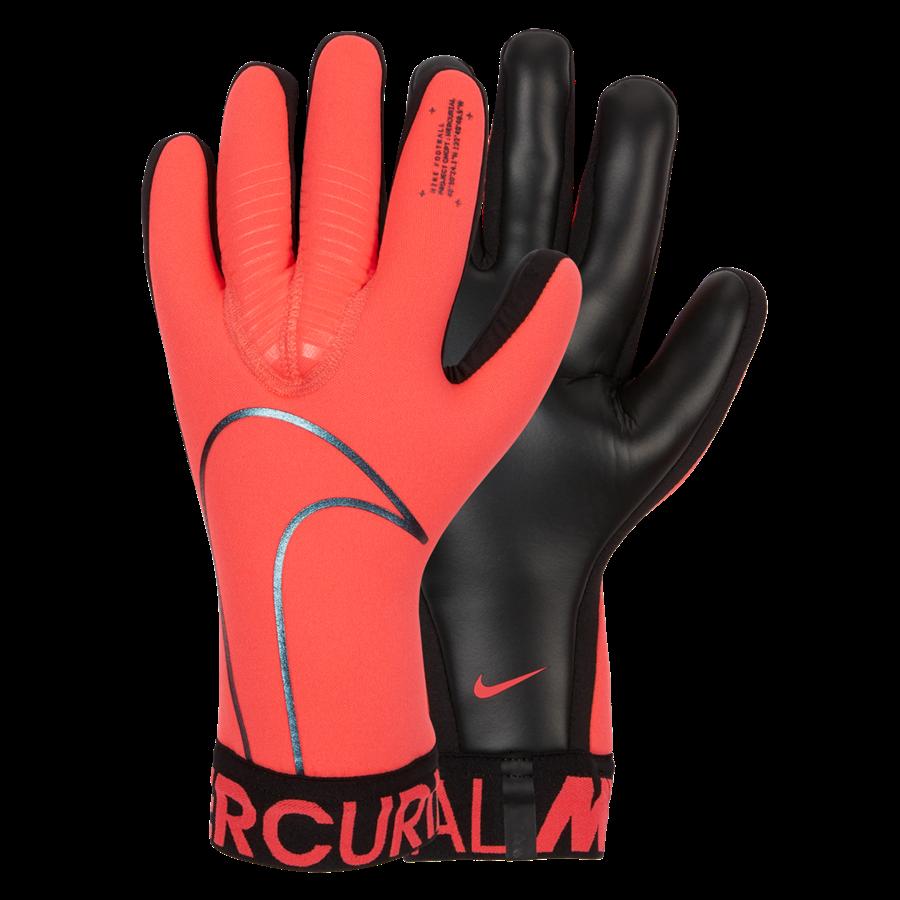 Nike Torwarthandschuhe Mercurial Touch Victory rot/schwarz Bild 2