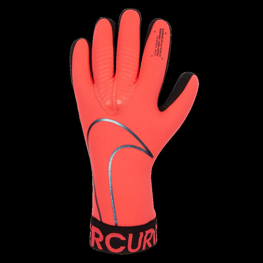 Nike Torwarthandschuhe Mercurial Touch Victory rot/schwarz Bild 3