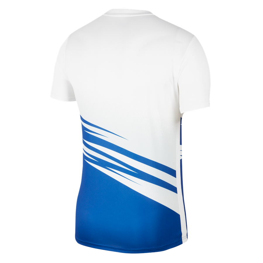 Nike Chelsea FC Aufwärmtrikot Pre Match weiß/blau Bild 3