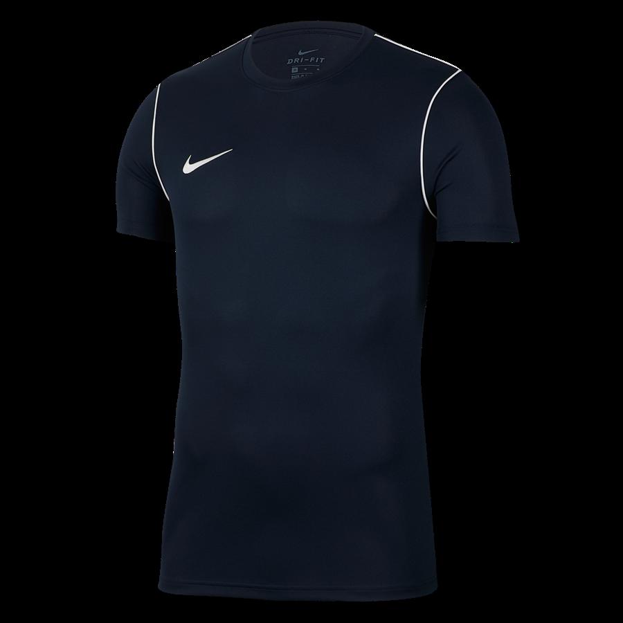 Nike Trainingsshirt Park 20 Top dunkelblau/weiß Bild 2