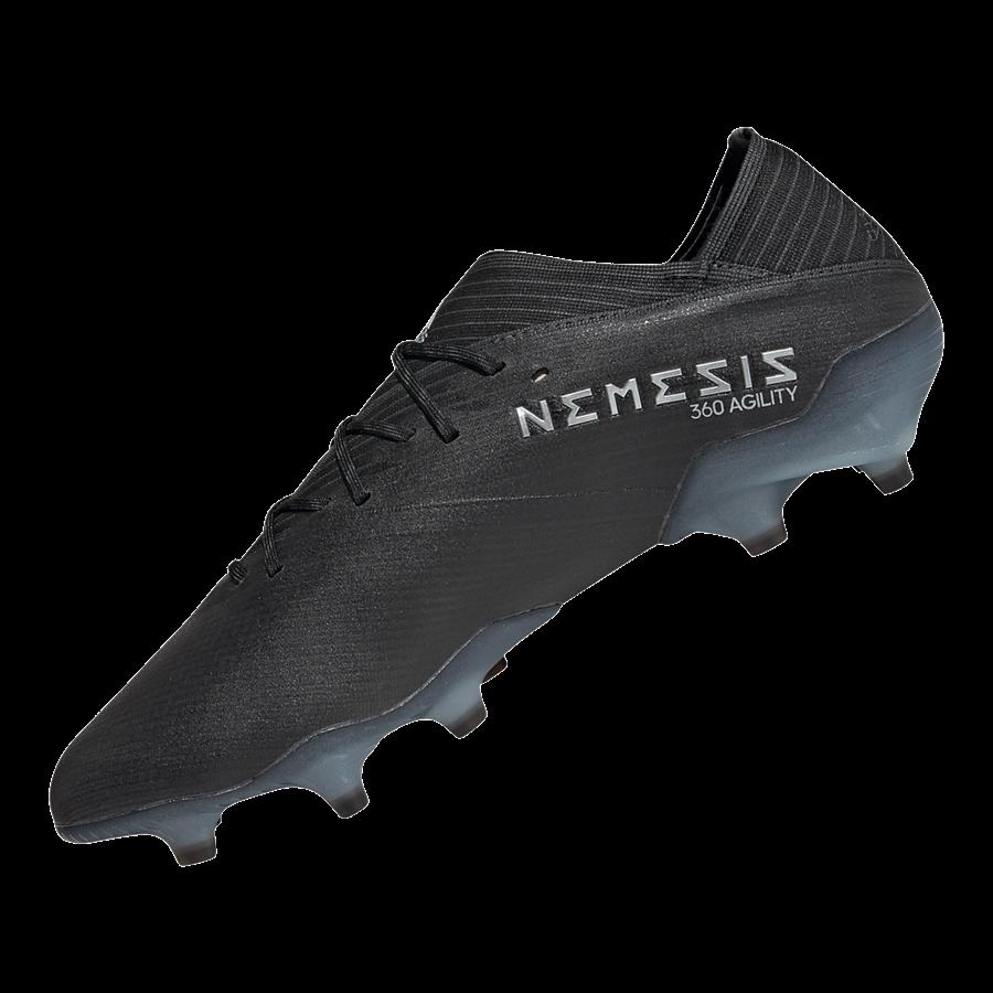 adidas Fußballschuh Nemeziz 19.1 FG schwarz Bild 3