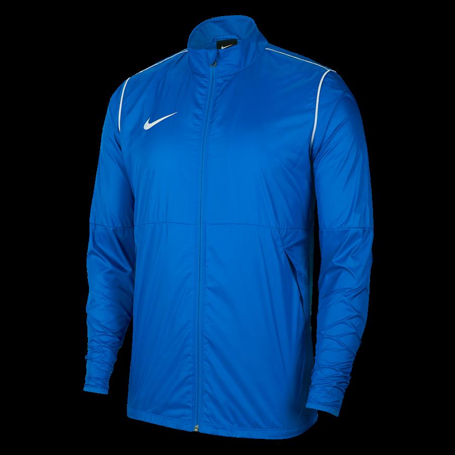 Nike Regenjacke Park 20 Repel Jacket blau/weiß Bild 2