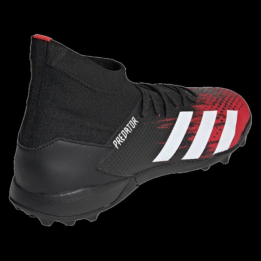 adidas Fußballschuh Predator 20.3 TF Kunstrasen schwarz/rot Bild 10