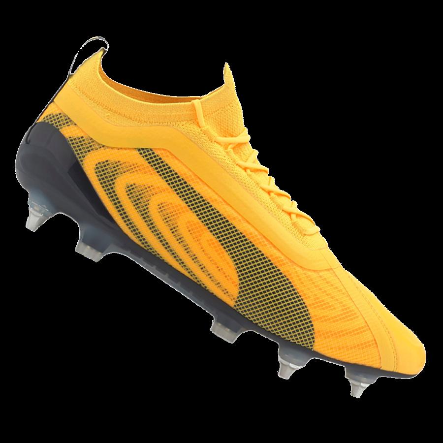 Puma Fußballschuh One 20.1 Mx SG gelb/schwarz Bild 2