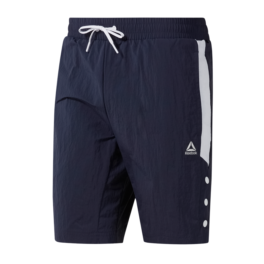 Reebok Short Meet You There Woven dunkelblau/weiß Bild 2