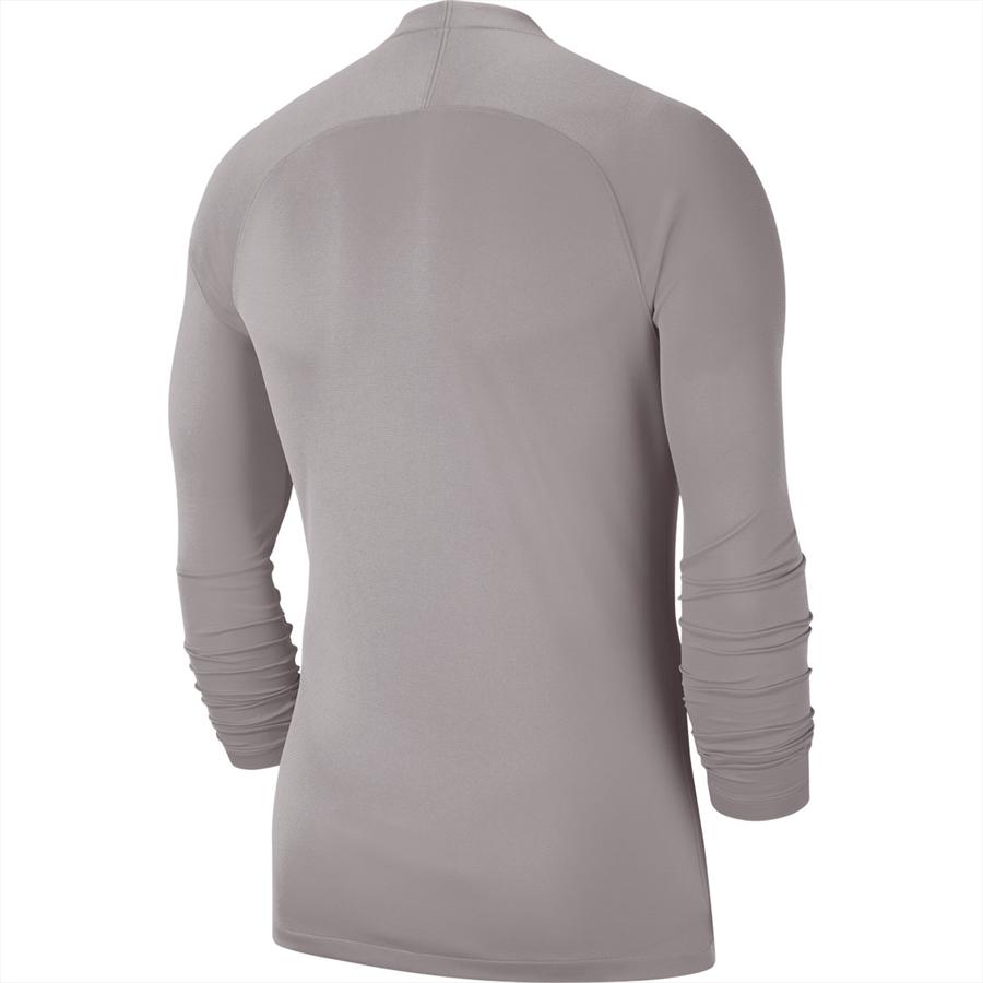 Nike Langarm Funktionsshirt Park First Layer grau/weiß Bild 3